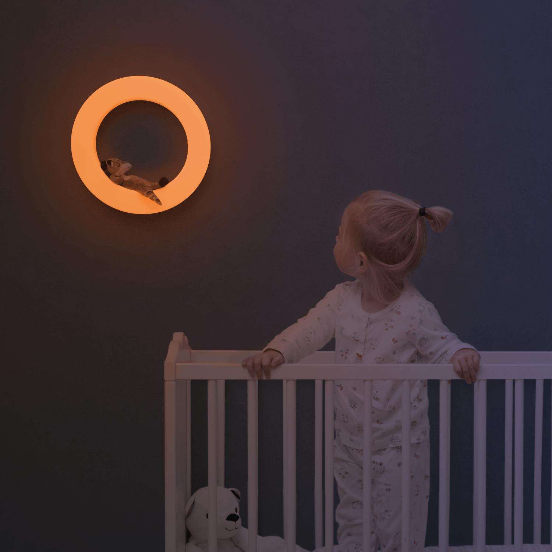 Как работает настенный светильник